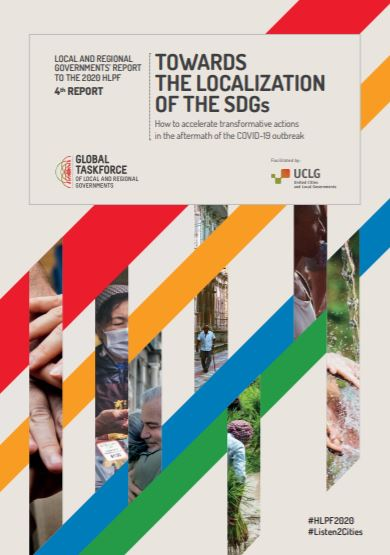 towards localization SDGs